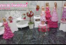 Decoração barbie