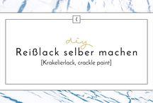 Kreativ: Kleber und co