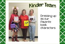 Kindergarten Halloween / Fun Halloween ideas for primary students