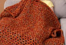 crochet-free blanket patterns / by Jenny Tax