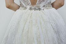 Vestido boda lau