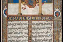 Medieval Portuguese Illustrations