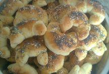 kynuté pečivo / rohlíčky,housky,chléb,buchty atd....