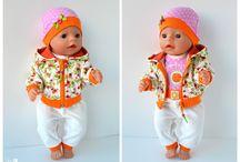 Одежда для кукол вышивка