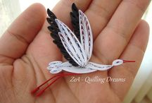 QUILLING. PATTERNS