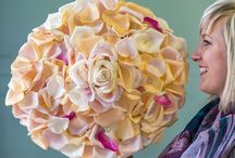 Florale Trendsetter / Zur IPM ESSEN 2014 stellt der Fachverband Deutscher Floristen e.V. neue blumige Trends für die Fachwelt vor. In 2014 hat die Rose Avalanche ihren großen Auftritt.