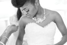 Bridal Natural Updos