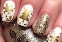 !christmas nails