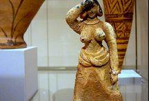 Ancient Mediterranean Arts & Culture / by Gail Thomas