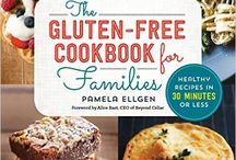 Gluten free cookbooks