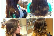 Bubbles Hair Salon Inspiration