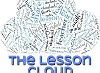 The Lesson Cloud / Teachers from all subjects and all grades collaborating to make teaching practical, applicable, and fun! / by Simply Novel