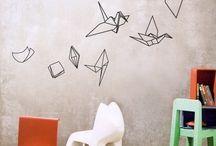 origami drawings