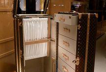 Louis Vuitton u.a. / Reisegepäck