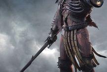 Geist Sword
