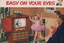 1950 - 1960 ads. / by Nancy McGinn