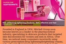 Flawless Skin / Men and women of all races and skin types are dealing with skin discoloration in many different forms; The Mitchell Group lightening/brightening skincare, addresses these issues by improving clarity and radiance to the skin, resulting in a healthier, youthful appearance.