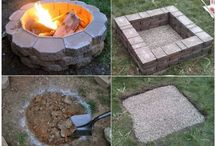 Fireplaces / All kinds of Fire pits & Fire places