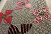 Quilting with rulers / by Jillian Rees