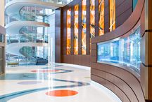 School Lobby Design