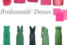 Bridesmaids dresses / Dress