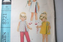 sewing patterns vintage / inspiration  love the vintage styles