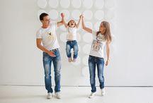 Семейные фото идеи