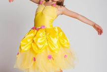 Little Gems Princess Belle Costume