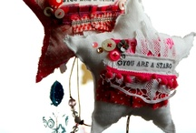 Christmasy-Winter / Décor and Crafts for Christmas and Winter / by Judy Chatham
