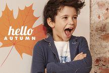 100x100 Autunno - 100x100 Autumn / Benvenuto all'autunno, ai maglioncini caldi, alla torta di mele e ai tappeti di foglie che colorano le città!    Tutta la collezione di questa intensa stagione su www.ido.it / by iDO Abbigliamento Bambini