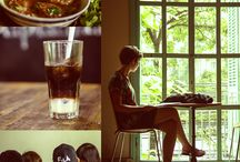 La Place Hanoi / Located in the center of Hanoi, La Place is a nice little cafe that offers you time to relax and enjoy the view to the cathedral...