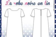 ✄ Les Patrons de Couture / Retrouvez tous les patrons de couture tendance !