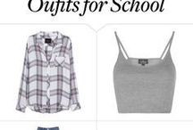 outfits for school.