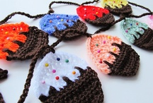 Crochet ~ Holiday Garland's / by Eve Slacum-Myers