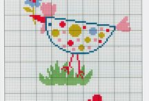 CROSS STITCH SPRING