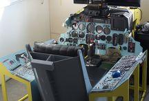 Flightsim cockpits
