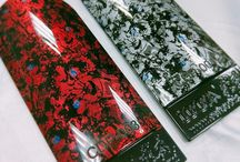 P series / hydrographics / water transfer printing film