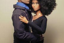 Who Said Barbie isn't Black? / by Santana Shelton