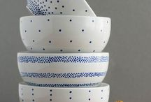 painting on porcelain