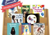 Author & Thought Leader Partnerships / Products that have been created through a partnership with Jennifer Serravallo, author of the popular Reading Strategies book, to create exclusive grade-level collections based on Jennifer's recommendations. We have more collaborations in the works, so keep an eye out for new partnerships!