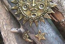 Солнце* Луна* Звёзды*