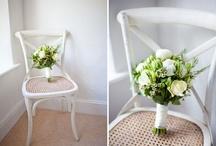 white wedding inspiration / by Rosie Parsons