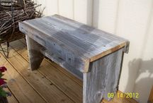 Barnboard Beauties / Projects with barnboard
