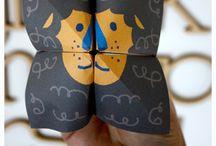 Školka - Skládání a tvoření z papíru