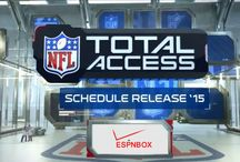 NFL SCHEDULE 2015