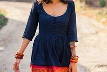 Indian western dress