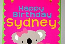 Koala Birthday or Baby Shower / Party Supplies
