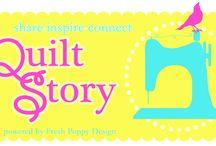 quilt blogs / by Helen LeBrett