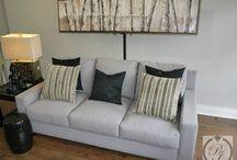 See whats new at Parsons Interiors / The same sofa with many new looks. Let Parsons Interiors, show you how easy it is to achieve the wow factor in your space.