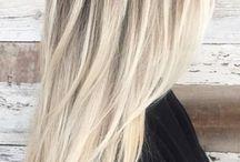 Blonde inspo